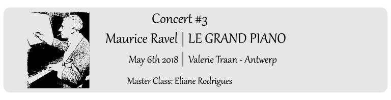 Title - Concert Ravel