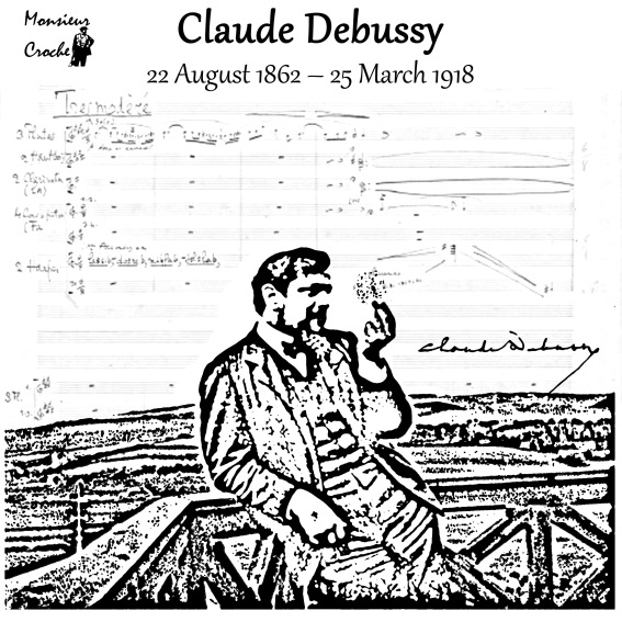 Debussy 100 years