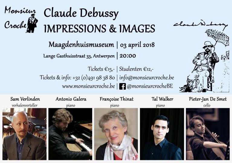 Debussy concert